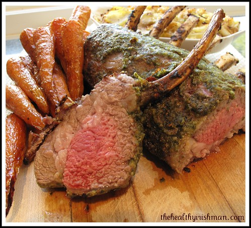 Spring Rack of Lamb