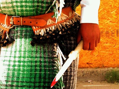 Mi etnia yaqui. (Mexico Sonora)