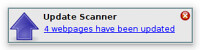 Updat Scanner