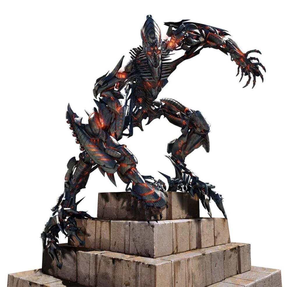 Transformers 2 The Fallen CGI