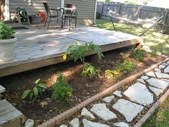 Deck Bed