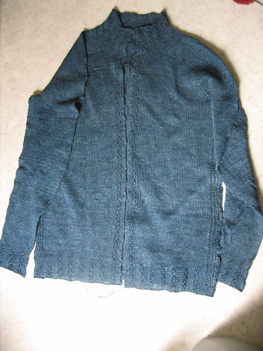 JKD hemp jacket complete