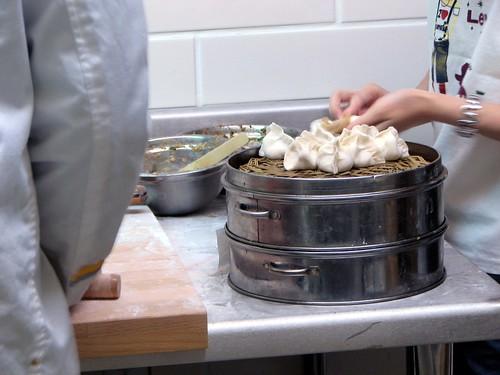 Dumplings steamer