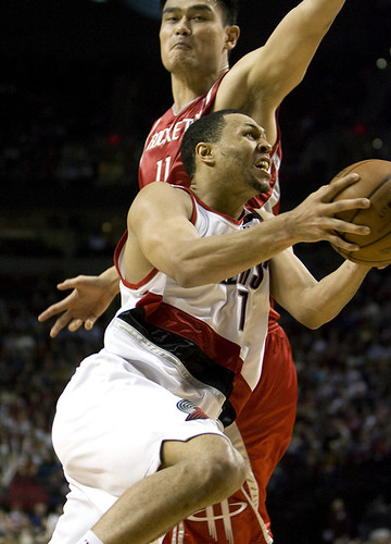 Portland Trail Blazers vs. Houston Rockets