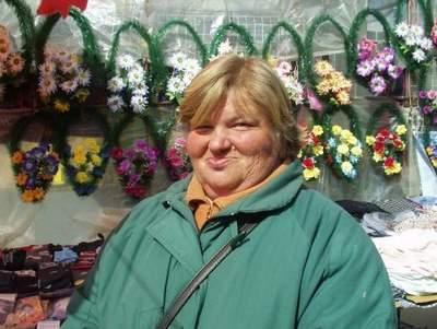 Irina in Ukraine