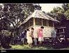 "Bayanihan "" the kubo version   Explore (rev_adan) Tags: old brown green canon vintage eos town fiesta philippines explore hut filipino kubo pinoy nipa mindanao bayanihan inspiredbylove juandelacruz 40d pinoykodakero revadan"