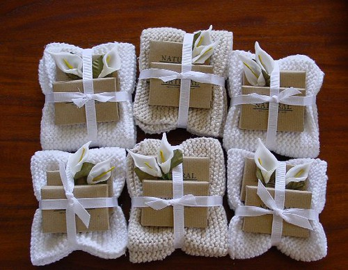 Washcloth Packages