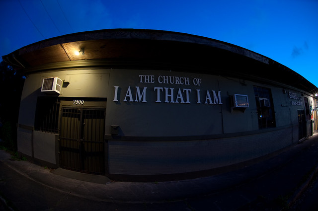 The Church of I AM THAT I AM