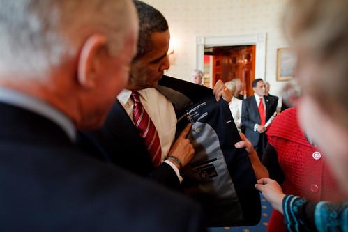 Hartmarx obama suit