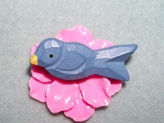 pinkflowerbird
