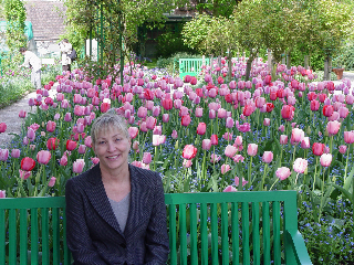 By the Tulips