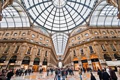 Galleria Vittorio Emanuele @ 14mm