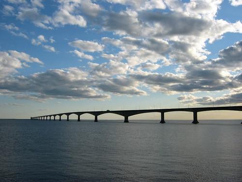 Confederation Bridge, P.E.I.