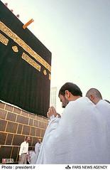 ahmadinejad (98) (Revayat88) Tags: ahmadinejad حرم زیارت احمدینژاد حج دکتراحمدینژاد