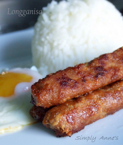 Homemade Longganisa