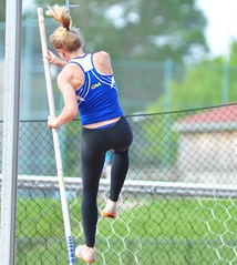 DSC_0585 (MNJSports) Tags: girls bar temple amazing women dramatic georgetown pole stjosephs lasalle delaware messiah polevault swarthmore rutgers ncaa height exciting ursinus cuc trackfield desales richardstockton muehlenburg swarthmorelastchancetrackmeet