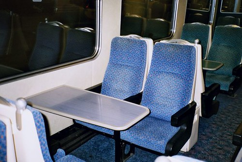 Train Chartering - Standard Class carriage