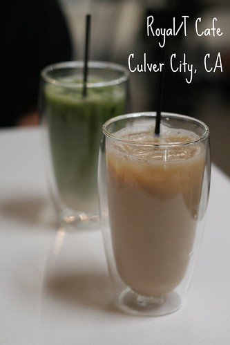 Royal/T Cafe, Culver City, California