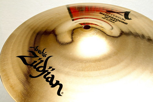 Zildjian A Custom Mastersound 12in HiHats
