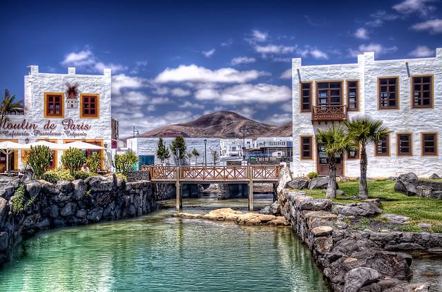 Tierra – Mar – Aire, Lanzarote HDR