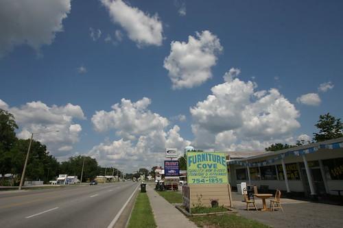 Smalltown Florida.