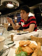 Allen Bro (*Joyce's little square..) Tags: food allan restaurant taipei grazie  grd2
