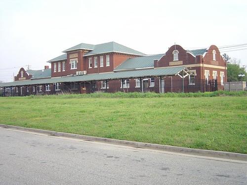 Thomasville Depot GA