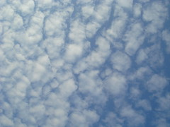 Cloud picture for June 7, 2009