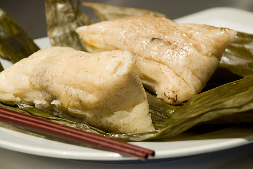 My Dad's Rice Dumpling 粽