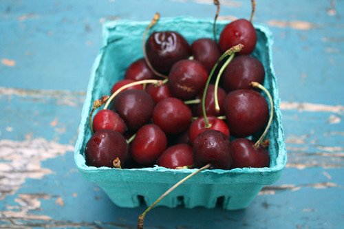 Cherry Grunt (AKA Cherries with Dumplings) 2