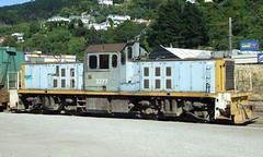 DSG 3277 Wellington NZ (AA654) Tags: newzealand loco nz wellington locomotive dsg kiwirail
