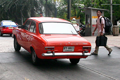 Ford Escort in Bangkok