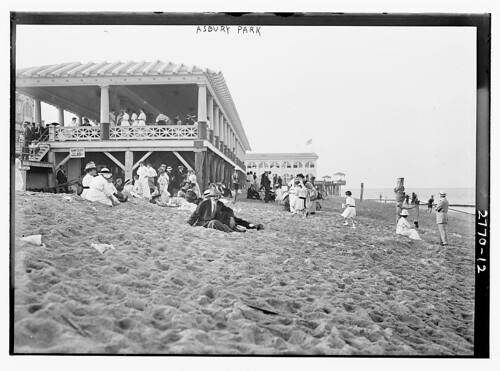 Asbury Park Lake by The Library of Congress from Flickr