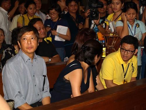 Son of Ballsy Aquino-Cruz entertains Imee Marcos