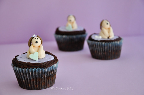 RSPCA CUPCAKES 2009
