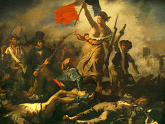 Miss Liberty at War (Storm Crypt) Tags: paris france building tourism wall museum painting french italian europa europe paint treasure louvre monalisa davinci paintings royal indoor palace ceiling musee palais leonardo museums francais museedelouvre parisfrance davincicode leonardodavinci louvremuseum veronese denonwing themonalisa garbongbisaya museumsaroundtheworld