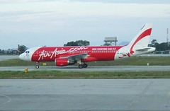 Air Asia 9M-AHC in Kuching