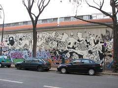 Zoo Project (tofz4u) Tags: streetart paris graffiti tag streeart artderue 75020 explored zooproject