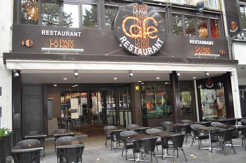 Bar Restaurant La Paix Reims