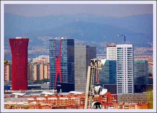 Edificios by Miguel Allué Aguilar