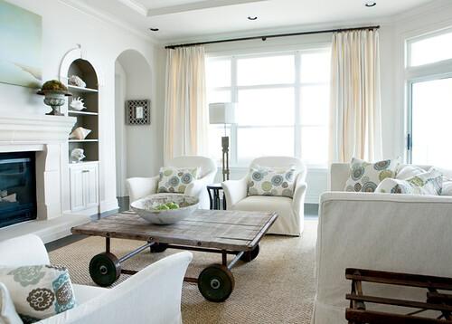 living-room via 79 ideas