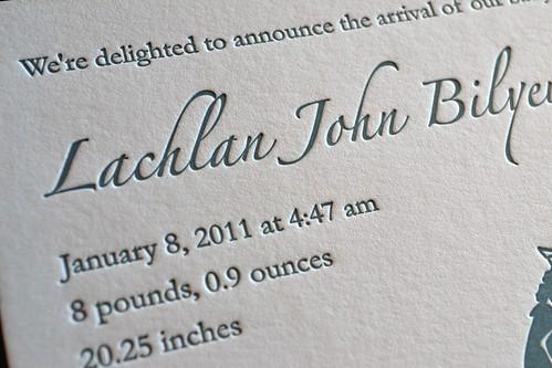 Lachlan announcement 2