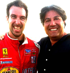 Mark Omid Akhavain & Long Beach Grand Prix Race Car Driver (ksun2009) Tags: longbeachgrandprix oceancenterbuilding ohotel markomidakhavain