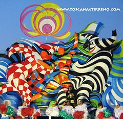 Carro Vecchia Viareggio del Carnevale 2009