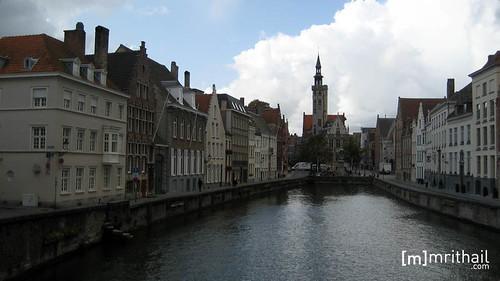 Bruges - Canal 3