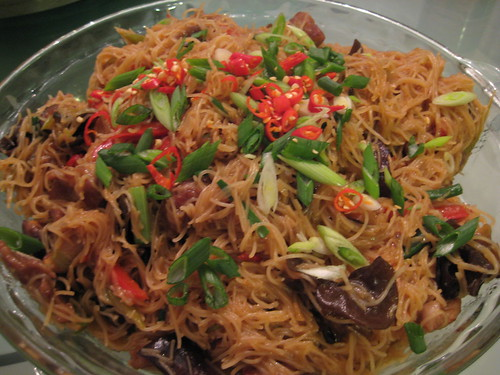 Stir-fry Rice Vermicelli (mixed)