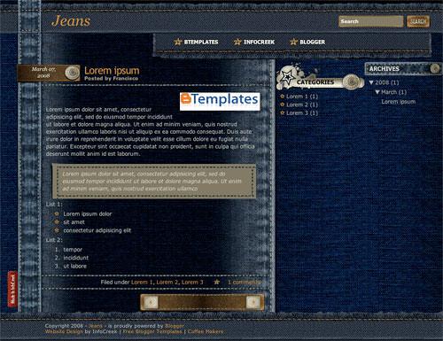 Free download template premium blogger | artikel terbaru.