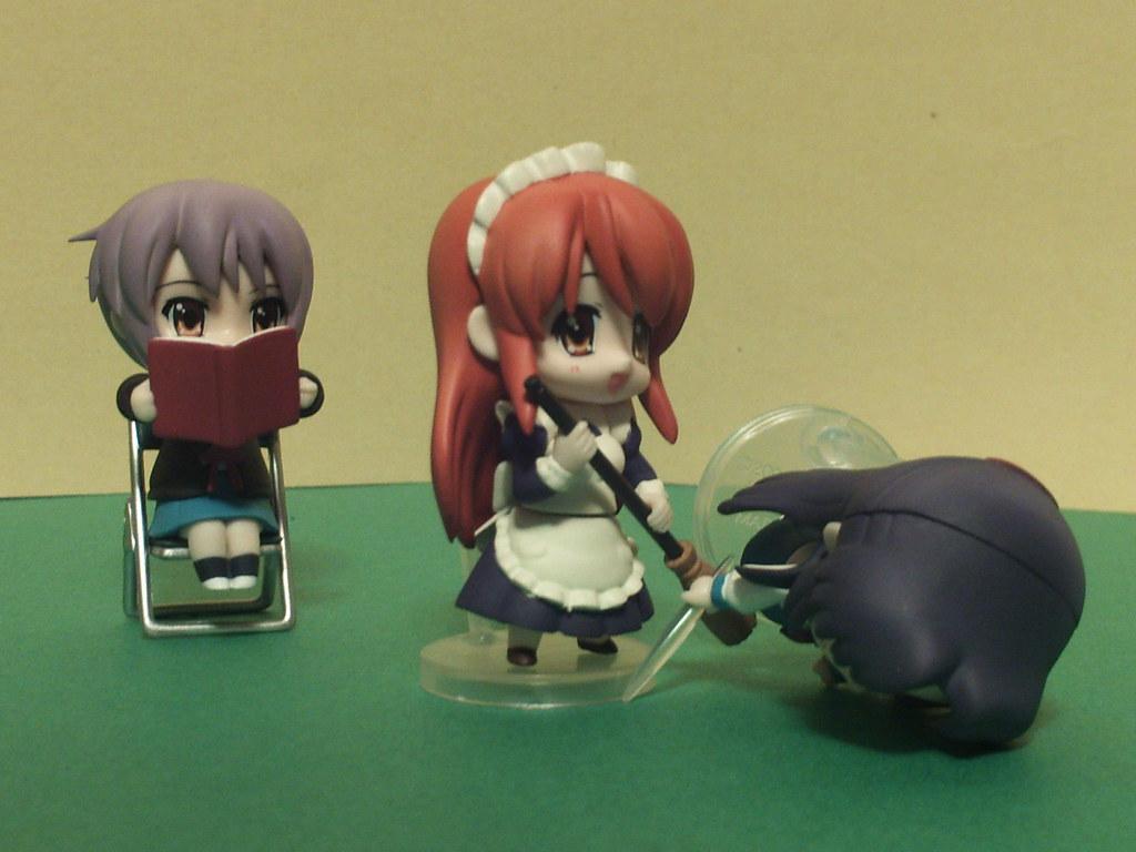 Haruhi Petite Nendoroids