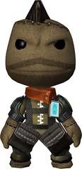 LittleBigPlanet characters Sev