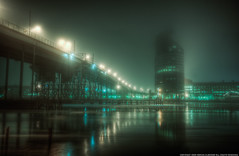 Set The Mood (u n c o m m o n) Tags: street sky urban mist water fog night canon reflections gteborg 350d boat raw nocturnal searchthebest sweden tripod gothenburg textures canon350d sverige toned vatten hdr natt goteborg lightroom lucisart lucis uncommon longexp labmode photomatix sigma1020 canon350 tonemapped 3exp hdrish marcusclaesson tonemappedhdrs